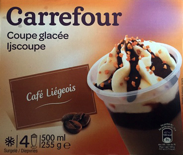cafe liegeois carrefour
